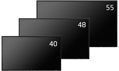 40型タッチパネル内蔵大画面液晶ディスプレイ NECディスプレイソリューションズ MultiSync LCD-V404-T 他社より安くします!
