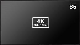 86型大画面4K液晶ディスプレイ NECディスプレイソリューションズ MultiSync LCD-V864Q 他社より安くします!