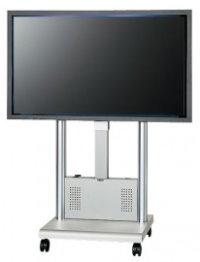 AURORA 特大型タイプ電動昇降スタンド PDE-V1500L 電動操作で自在の高さ位置に調整可能
