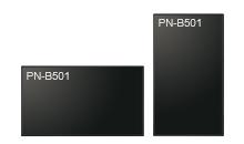 フルハイビジョン業務用液晶モニター 50V型 SHARP PN-B501