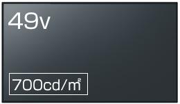 フルハイビジョンLED業務用49インチ液晶モニターPANASONIC TH-49LF80J