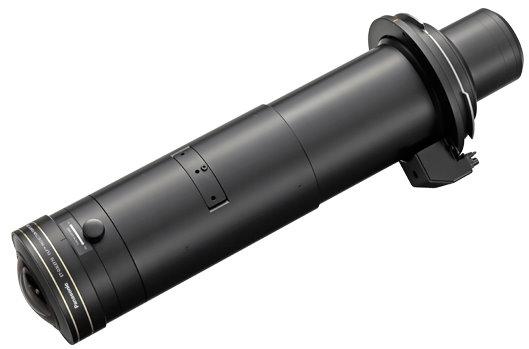 3チップDLPプロジェクター用魚眼レンズ PANASONIC ET-D3LEF70