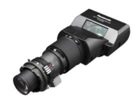 プロジェクター用交換超短焦点レンズ PANASONIC ET-DLE035