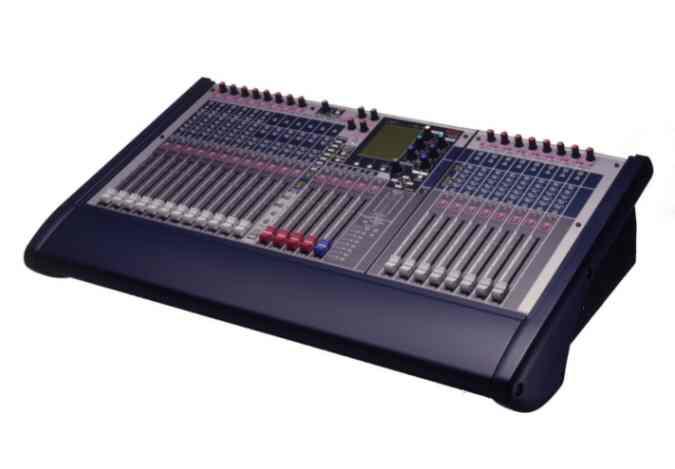 デジタルミキサー PANASONIC RAMZA WR-D40