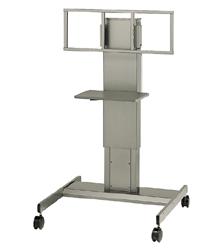 ハヤミ 薄型テレビスタンド電動昇降タイプ PH-869