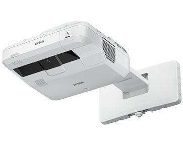 超短焦点壁掛け液晶プロジェクター EPSON EB-700U WUXGA(1920×1200)リアル対応!