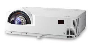 短焦点液晶プロジェクター NECディスプレイソリューションズ NP-M353WSJD WXGAリアル対応(1280×800ドット)!