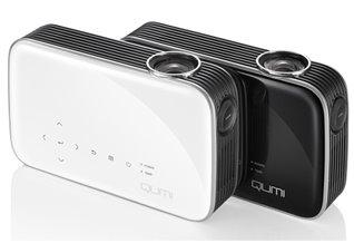 LED光源プロジェクター Vivitek Qumi Q8J-WH ホワイトモデル、Q8J-BKブラックモデル