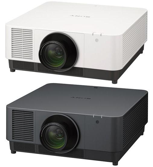 業務用液晶大型プロジェクター SONY VPL-FHZ90L VPL-FHZ90L/B 高解像度WUXGA! レーザー光源、スピード点灯を実現 ※レンズ別売り