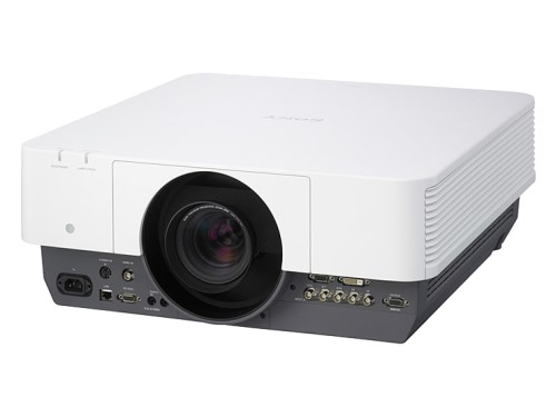 業務用液晶大型プロジェクター SONY VPL-FX500 レンズセットモデル