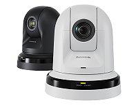 リモートカメラ PANASONIC AW-HE75W、AW-HE75K HDインテグレーテッドカメラ 高性能レンズとライブプロダクションに適した多彩なインターフェイスで、様々なシーンの映像制作をサポート