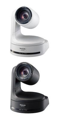 リモートカメラ PANASONIC AW-HN130W、AW-HN130K NDI HX対応HDインテグレーテッドカメラ