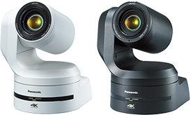 リモートカメラ PANASONIC AW-UE150W、AW-UE150K 4Kインテグレーテッドカメラ