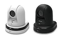 リモートカメラ PANASONIC AW-HN70HW、AW-HN70HK NDI HX対応HDインテグレーテッドカメラ