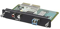 リモートカメラBRC-Z330用光ファイバーケーブル接続カード BRBK-SF1
