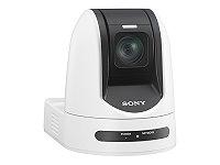 SONY SRG-360SHE SRGシリーズ最高の旋回・ズーム性能を確保し、PoE+対応で電源・設置工事の簡素化を可能にしたフルHD旋回型カメラ