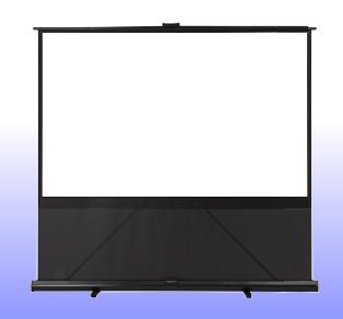 自立式スクリーン キクチ GRANDVIEWシリーズ 床置きタイプ 100インチ(16:10) GFP-100WXW