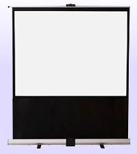 自立式スクリーン NECディスプレイソリューションズ 80インチ広視野角スクリーン(4:3) NP01SN-80