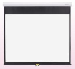 スプリング式スクリーン キクチ GRANDVIEWシリーズ 120インチ(4:3) GSR-120W