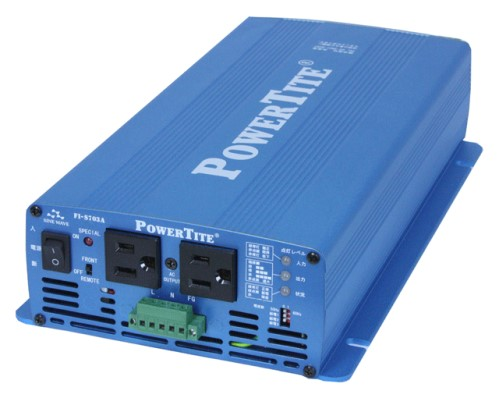 高性能サイン波インバーター 未来舎 FI-S703A(700W)