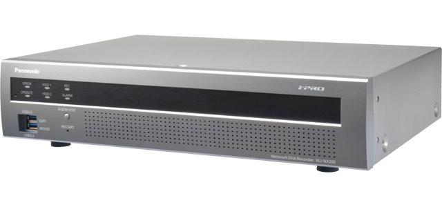 PANASONIC WJ-NX200/4 アイプロシリーズネットワークディスクレコーダー