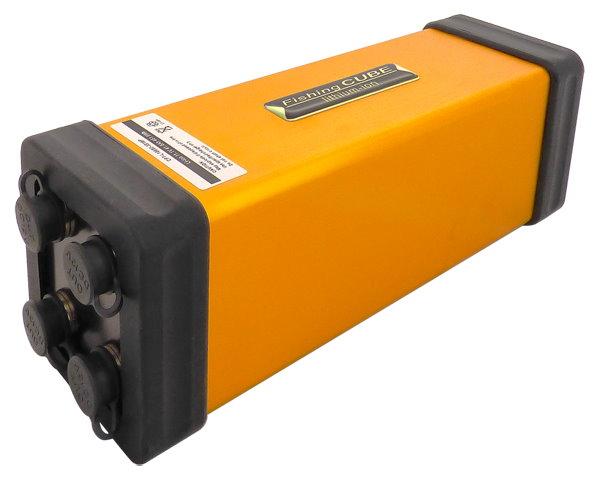 リチウムイオンバッテリー Fishing CUBE Gold 12V42Ah 釣り用、停電バックアップ、医療用モバイルバッテリー