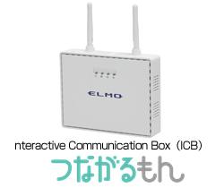 タッチパネル対応電子黒板化ソフトEIT付 書画カメラオプション品 エルモ CRI-1 つながるもん