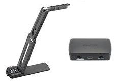 書画カメラ エルモ MX-1、MCB(MX-1 CONNECT BOX)セット 4K書画カメラ アナログRGB出力+HDMI、USB出力タイプ