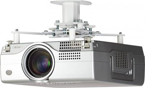 プロジェクター天吊り金具 プロジェクターハンガー AURORA(オーロラ) HPJ-S1 各社プロジェクターに対応!天井直付けのショートタイプ!