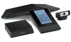 Polycom RealPresence Trio 8800 Skype for Business O365 エディション コラボレーションキット