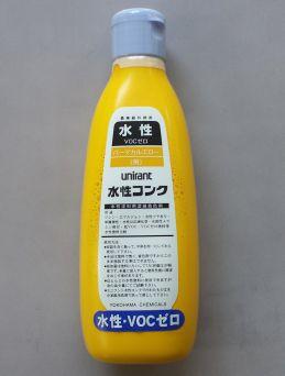 横浜化成 水性コンク  パーマカルエロー(黄)  260ML 6本入り1箱 <送料込>