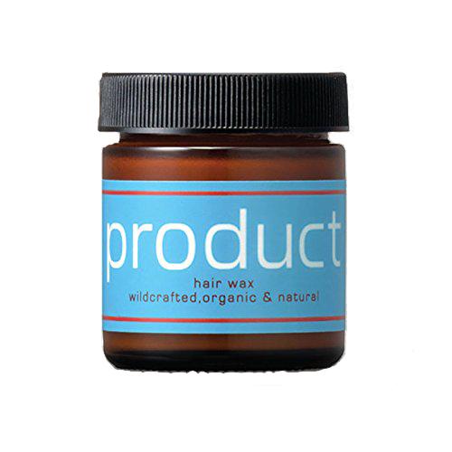 ●日本正規品● 5つの成分だけでできているから リップクリームとしても使える ワイルドクラフテッド オーガニック ヘアワックス マルチオーガニックバーム product プロダクト 送料無料 国内正規品 年末年始大決算 が上陸 ザ 42g
