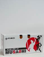 車両塗装用マスキングテープ【武蔵】50mm幅・大箱