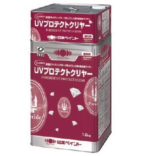 【送料無料】ピュアライドUVプロテクトクリヤー 艶あり/3分艶 15kgセット 日本ペイント株式会社