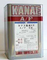 特殊合成ゴム系防汚塗料【KR-A/F. NB】20kgブラウン
