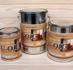 純国産天然油性自然塗料【U-OIL ユー・オイル】ハードタイプ 主に屋外用 2.5L 各色