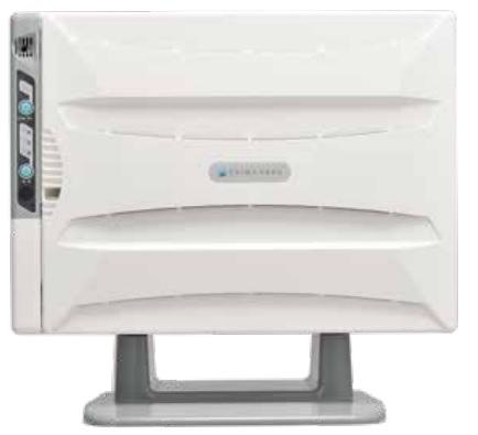 アルシステム空気清浄機 20畳用(壁掛け可能) プリマヴェーラ OP-Z201A サイズW550XH500XD240