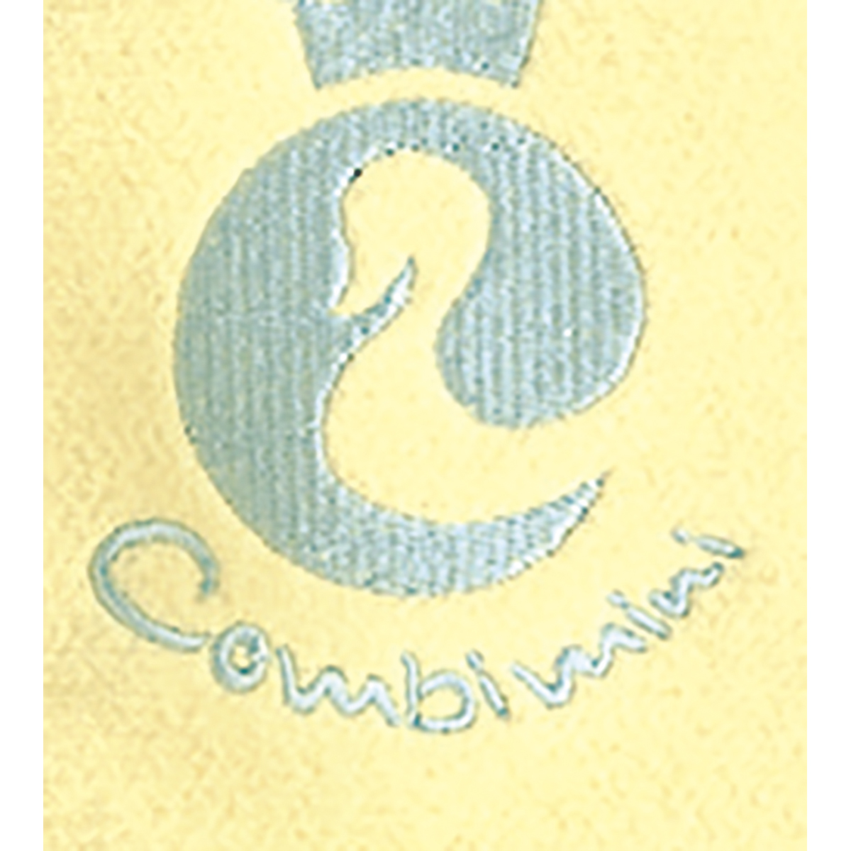 e0d769c490ffce 【Combimini コンビミニのベビー服/子供服】 綿毛布(スワン) 《コンビミニ》 ギフト ベビー布団 出産祝い Combi mini 新生児  ベビーふとん 秋冬 男の子 女の子_blp