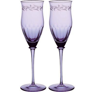 【送料無料】ボヘミアングラス プリマドンナ ワイングラス2個セット