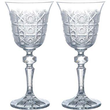 ボヘミアングラス マイア ワイングラスペア