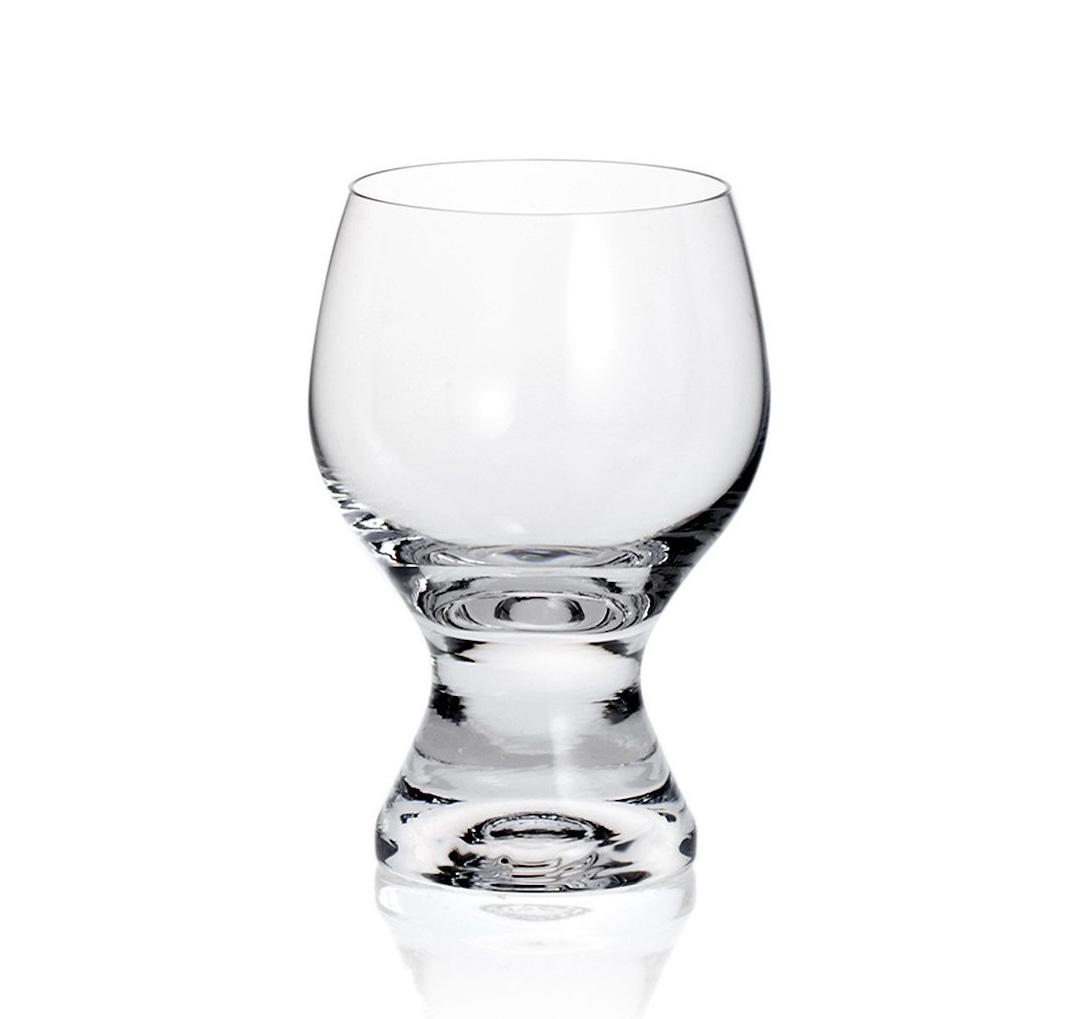 ボヘミアングラス ジーナ ワイングラス6個セット