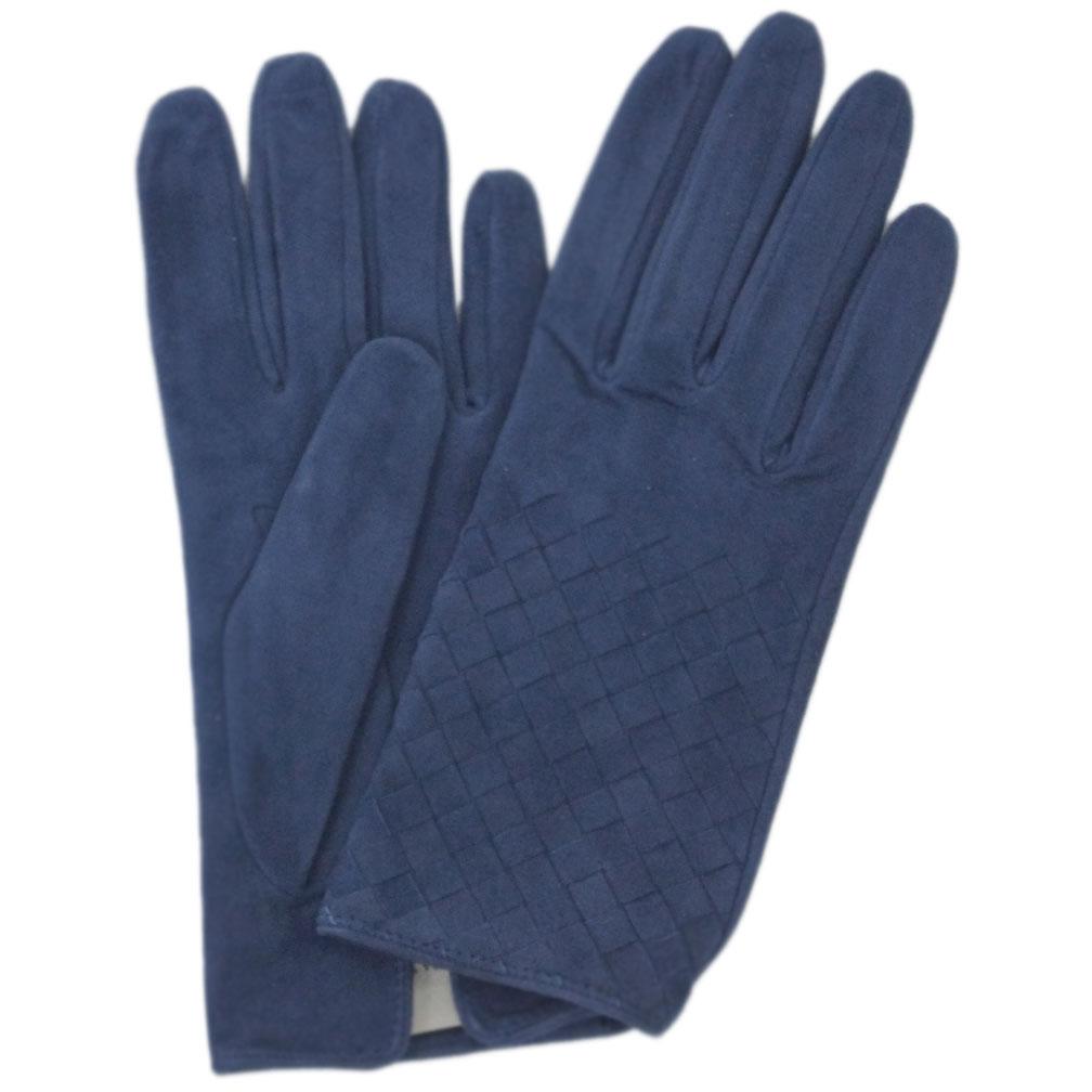 ボッテガヴェネタ 手袋 498362-4114 BOTTEGA VENETA ボッテガ レディース スウェード アトランティック サイズ7 アウトレット あす楽対応