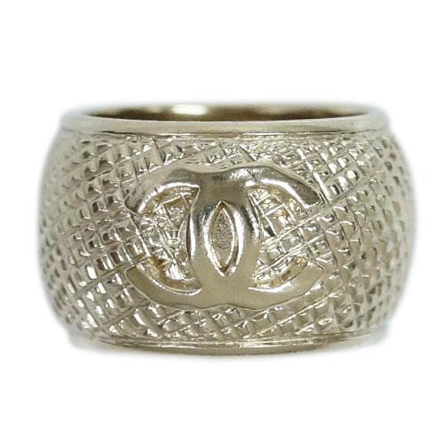 【母の日クーポン】シャネル リング A96127 指輪 ココ CC ゴールド #52 紙袋付き あす楽対応 キャッシュレスで5%還元!【5/16 10時迄】