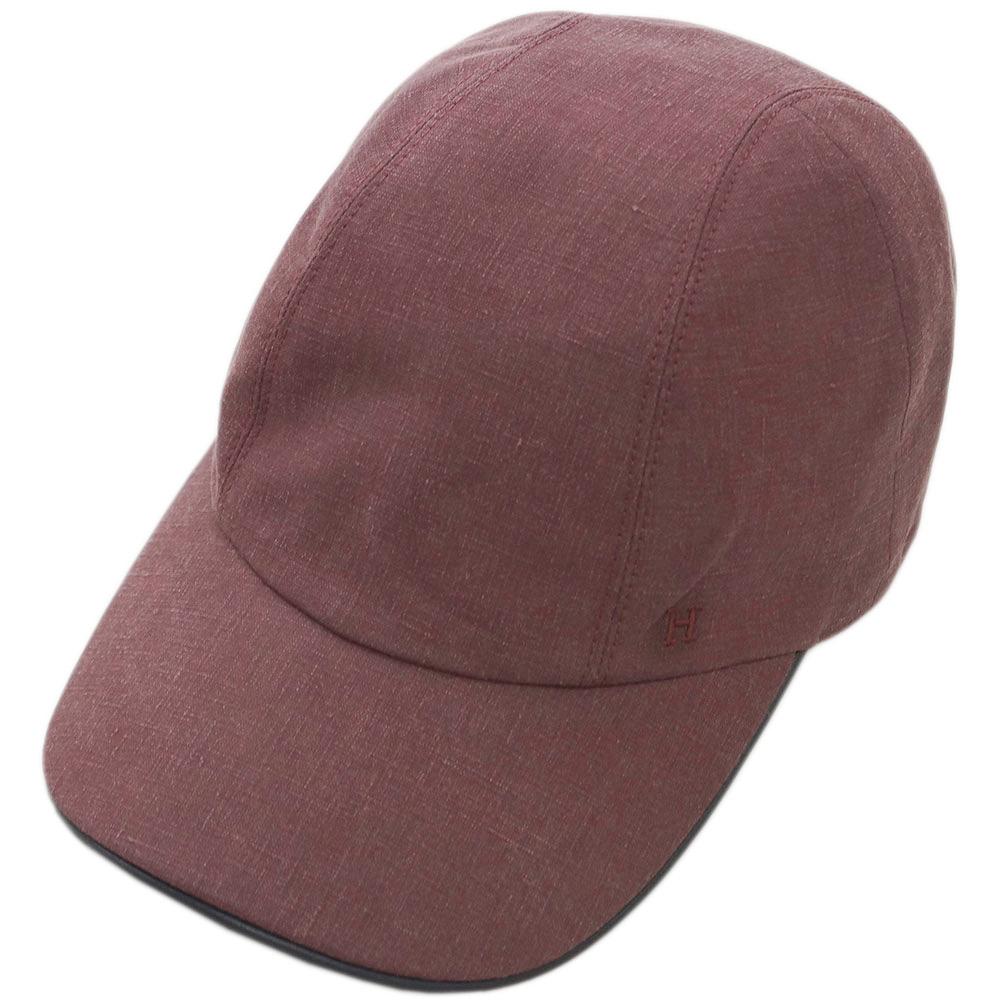【P11倍以上】エルメス 帽子 H191040NOK HERMES ソルド メンズ キャスケット キャップ マイルス ROSE GRIS/MARINE ローズグレー/ネイビー 58サイズ キャッシュレスで5%還元!【要エントリー】【2020/5/1限り】