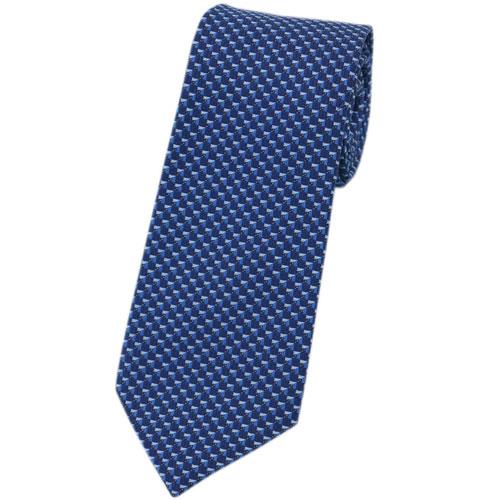 アルマーニ ネクタイ 360054 メンズ ジョルジオ アルマーニ ジャガード デザイン シルク100% ナイトブルー/ブルー 30123 あす楽対応