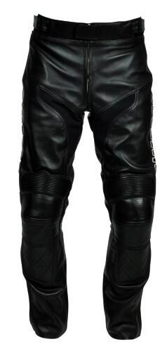 【あす楽】SLP-3111 レザーパンツ【対応レザージャケットと連結可】【膝プロテクター標準装備】【店頭受取対応商品】