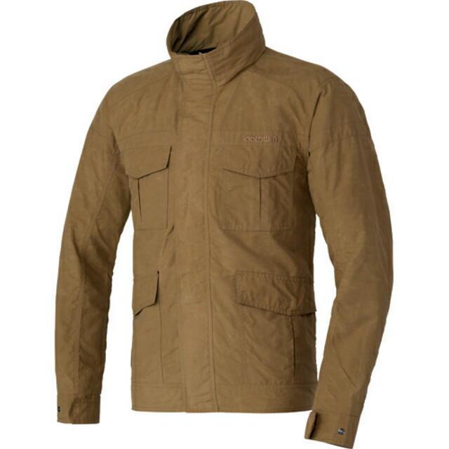 【あす楽】【メンズ】GSM22710【セピア(SP)】【XLサイズ】GWS アーバンクルーザージャケット ゴールドウイン【軽量】【肩・肘・背中・胸部プロテクター標準装備】【Mシリーズ】