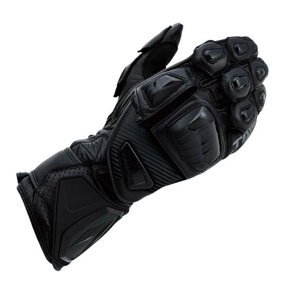 RSタイチ(アールエスタイチ)バイクグローブ ブラック (3XL) GP-EVO レーシンググローブ NXT054【メンズ】【ベントホール】【ケブラーニット】【カンガルー革】【ハードナックルプロテクター】