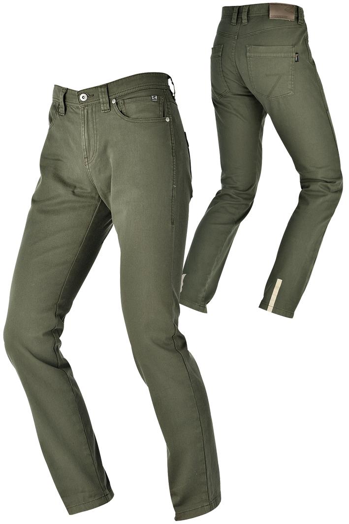 【あす楽】【メンズ】RSY252【カーキ】【30インチ】コーデュラ ストレッチ パンツ アールエスタイチ【ストレッチ】【膝プロテクター標準装備】