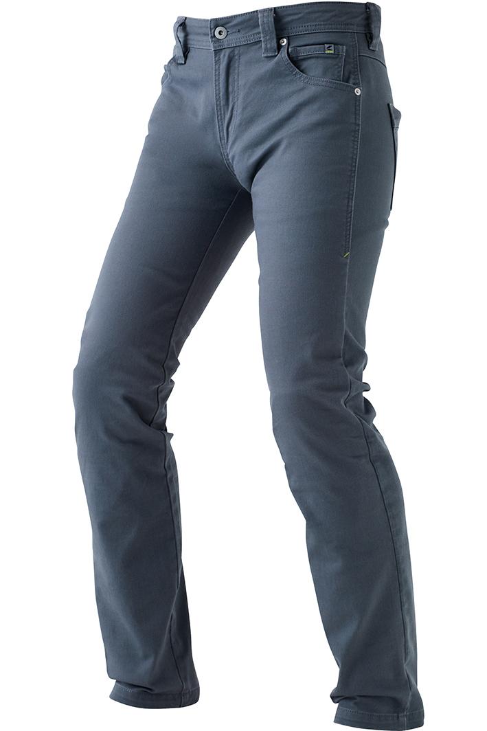 【メンズ】RSY252【ヘザー グレー】【33インチ】コーデュラ ストレッチ パンツ アールエスタイチ【ストレッチ】【膝プロテクター標準装備】